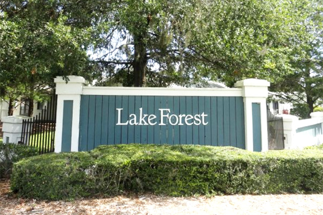 Lake Forest Information