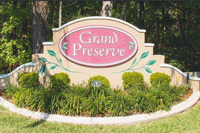 Grand Preserve Information